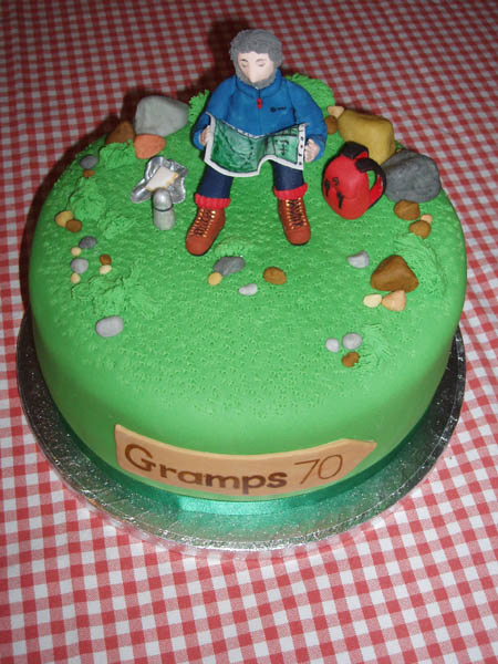 Pictures Of Novelty Birthday Cakes